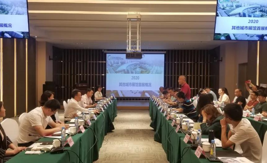 >Nanchang Greenland International Expo Center has taken multiple measures to support the recovery of the convention industry in Nanchang,do a good job at the prevention and control of epidemic while holding exhibitions.